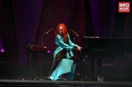 poze concert tori amos arenele romane 19 iunie 2014.