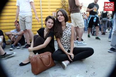 poze public la zilele prieteniei bergenbier bucuresti 29 iunie 2