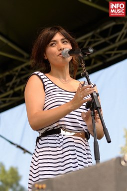 Concert Aylin & The Lucky Charms la Wonder Day 2014