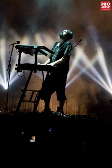 Primul concert Thirty Seconds to Mars în Romania pe 5 iulie 2014 la Romexpo