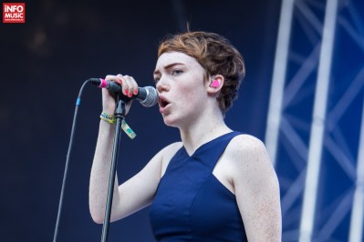 Concert Chloe Howl la Summer Well 2014