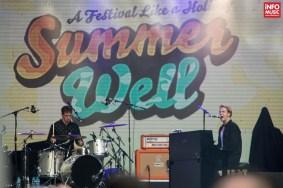 Tom Odell la Summer Well 2014