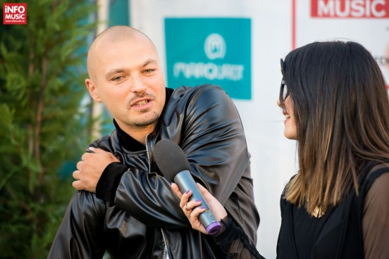 Puya la Media Music Awards 2014 - Sibiu