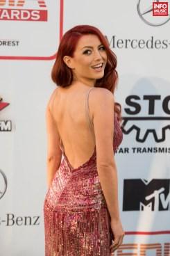 Elena Gheorghe la Media Music Awards 2014 - Sibiu