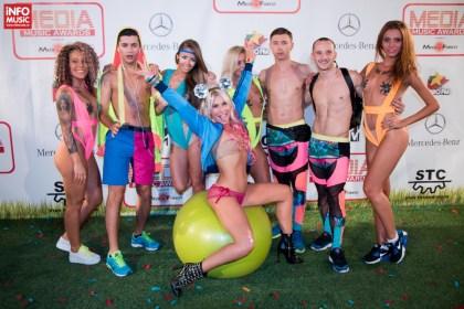 Corina la Media Music Awards 2014 - Sibiu