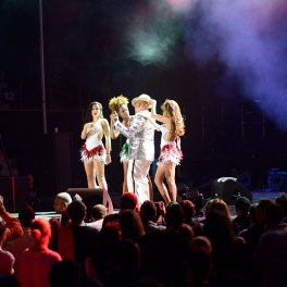 Concert Lou Bega la Polivalenta Bucuresti 2014