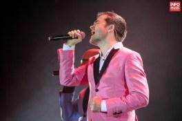 Laurențiu Duță în concertul 3 Sud Est de la Sala Palatului de pe 5 martie 2015