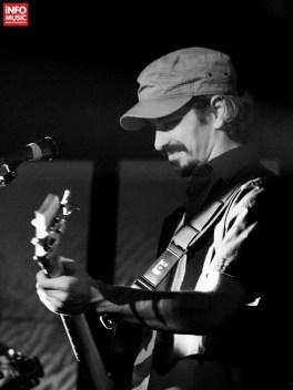 Sorin Erhan în concertul FIRMA din Club Control din Bucuresti pe 2 aprilie 2015