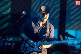 Adrian Coman în concertul FIRMA din Club Control din Bucuresti pe 2 aprilie 2015