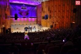 Kenny Garrett a concertat la Sala Radio din Bucuresti pe 14 mai 2015