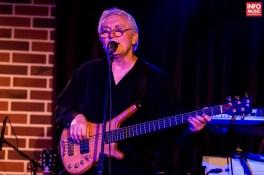 Virgil Popescu în concert cu Alifantis & ZAN 20 de ani la Hard Rock Cafe pe 20 mai 2015