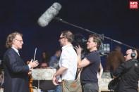 Andre Rieu - repetitia generala a concertelor de la București 2015