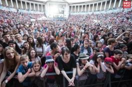 Concert Smiley și invitații la Arenele Romane din București pe 1 iunie 2015