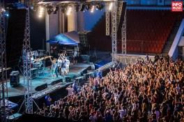 Concert Coma în deschidere pentru KoRn la Arenele Romane din București pe 3 august 2015