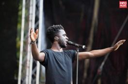 Kwabs în concert la SummerWell 2015