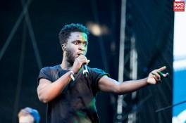 Kwabs în concert la Summer Well 2015