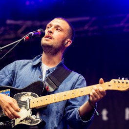 The Maccabees în concert la SummerWell 2015