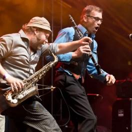 Amsterdam Klezmer Band la Balkanik Festival 2015