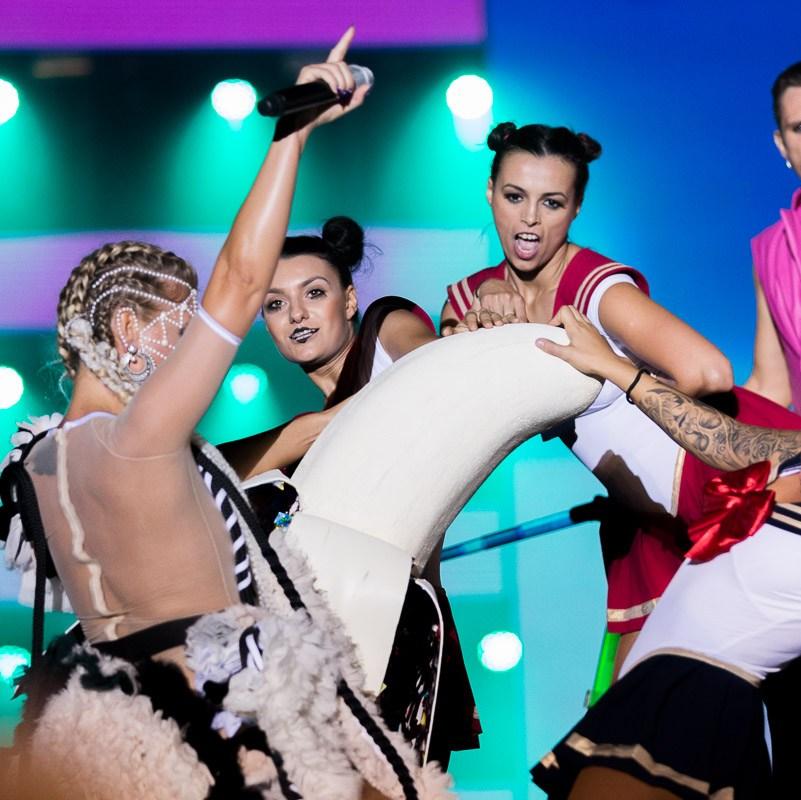 Corina la Media Music Awards 2015