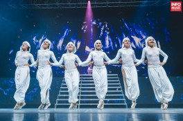 The Lord of the Dance la Sala Palatului din Bucuresti pe 6 otombrie 2015