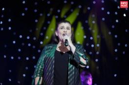 Soprana Felicia Filip alături de IRIS în concertul ROCKOLINDE de pe 22 decembrie 2015