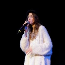 Blue Noise în deschiderea concertului #PUR al Alexandrei Ușurelu, pe 18 ianuarie 2016