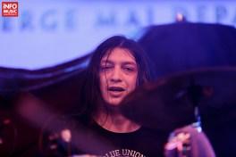 """Alex """"Gomez"""" Dăscăloiu - Concert 9.7 RICHTER în deschidere pentru Cargo la Arenele Romane pe 18 martie 2016"""