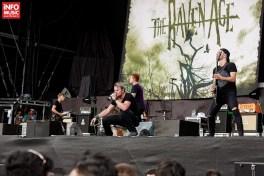 Concert The Raven Age la Rock The City pe 30 iulie 2016