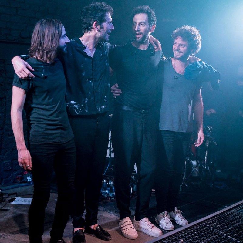 AaRON în concert la București pe 13 ianuarie 2016