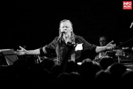 Concert Swans in Control Club pe 23 martie 2017, Little Annie in deschidere