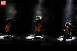 Apocalyptica în concert la Sala Palatului pe 6 aprilie 2017