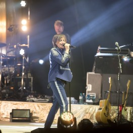 Gianna Nannini în concert la Sala Palatului pe 27 aprilie 2017