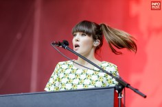 Oh Wonder la Summer Well pe 12 august 2017