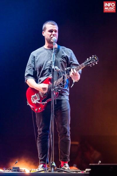 White Lies în concert la TimeShift Festival 2017