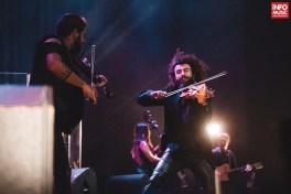 Concert Ara Malikian la Sala Palatului pe 7 noiembrie 2017