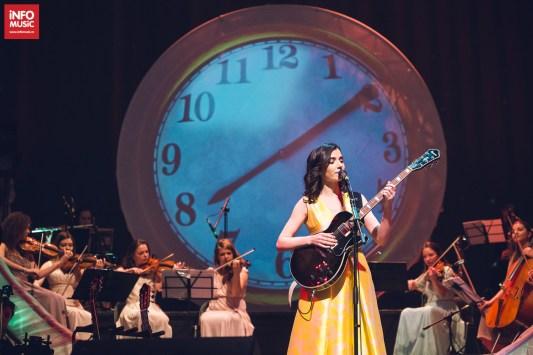Alexandra Usurelu in concert la TNB pe 29 ianuarie 2018