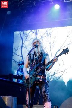 Concert aniversar Nightwish 20 de ani la București 2018
