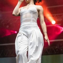Sofi Tukker în concert la Summer Well 2018