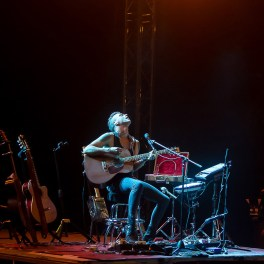 Asaf Avidan în concert la Balkanik Festival pe 9 septembrie 2018