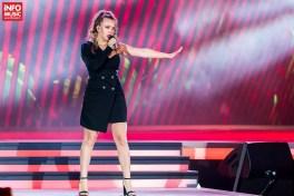 Antonia Gigovska (Macedonia) la Cerbul de Aur 2018 - A treia seara de Festival