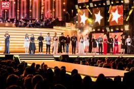 Câștigătorii concursului de interpretare din cadrul Festivalului Cerbul de Aur 2018