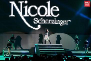 Nicole Scherzinger în recital la Gala Festivalului Cerbul de Aur 2018