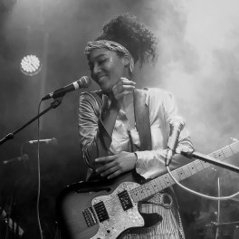 Judith Hill la Jazz Nouveau în Club Control 24 septembrie 2018