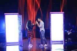 Alma Boiangiu și Tudor Chirilă în finala Vocea României 2018