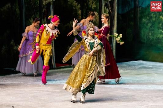 Concert Lacul Lebedelor - Balet pe gheață la Sala Palatului pe 14 ianuarie 2019