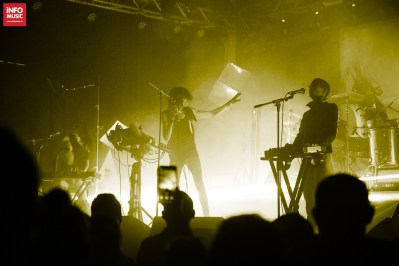 Concert IAMX in Quantic Club pe 15 februarie 2019