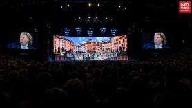 André Rieu în concert la Cluj-Napoca pe 5 aprilie 2019