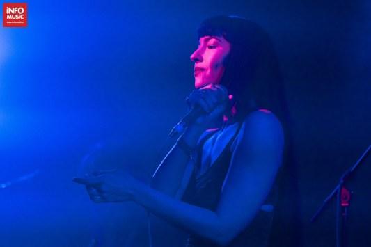 Concert Chrysta Bell în Club Control pe 4 aprilie 2019