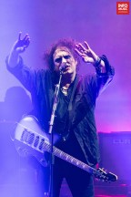 Solistul The Cure, Robert Smith