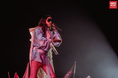 Thirty Seconds to Mars la Electric Castle 2019